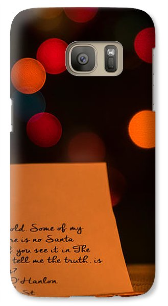 Galaxy Case featuring the photograph Dear Editor by Chris Bordeleau