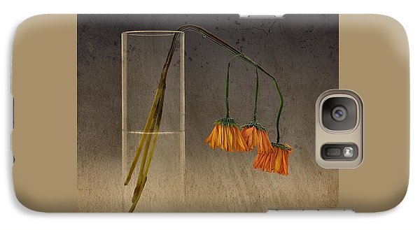 Galaxy Case featuring the photograph Decaying by Joe Bonita