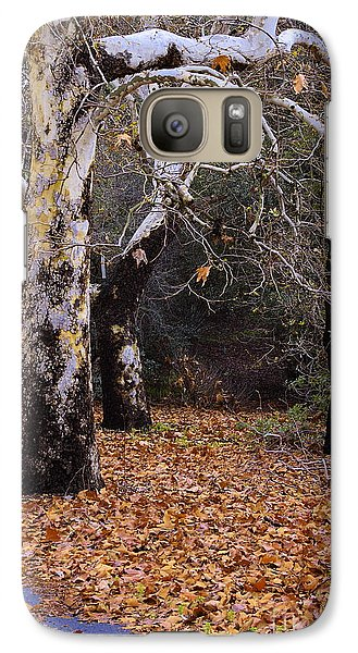 Galaxy Case featuring the photograph December In California by Viktor Savchenko