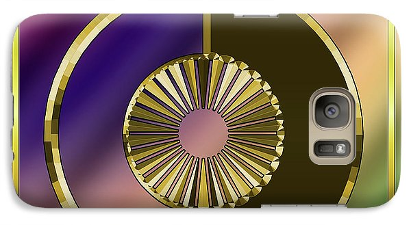 Galaxy Case featuring the digital art Deco 27 - Chuck Staley by Chuck Staley