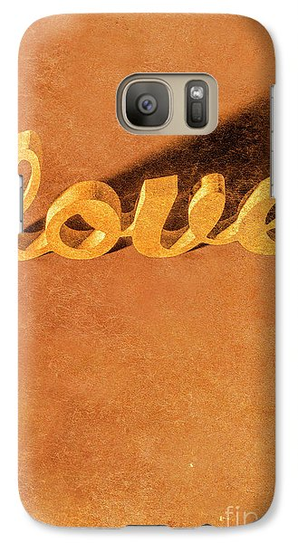 Galaxy Case featuring the photograph Decorating Love by Jorgo Photography - Wall Art Gallery
