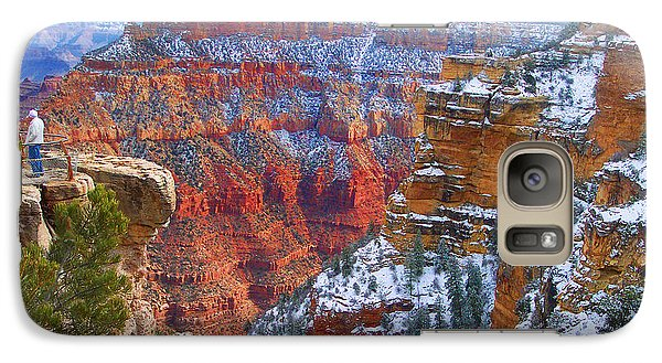 Galaxy Case featuring the photograph Deep And Wide by Roberta Byram