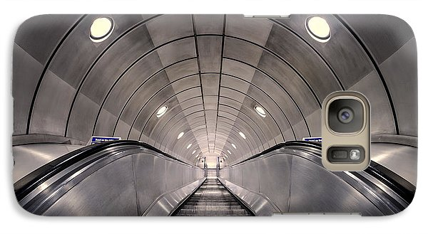 Deep Down Below Galaxy S7 Case by Evelina Kremsdorf