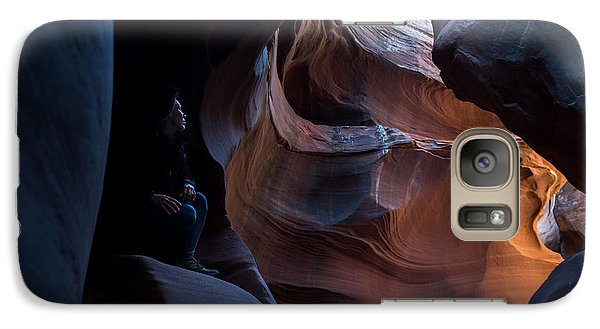 Deep In The Canyon Galaxy S7 Case