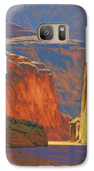 Deep In The Canyon Galaxy Case by Cody DeLong