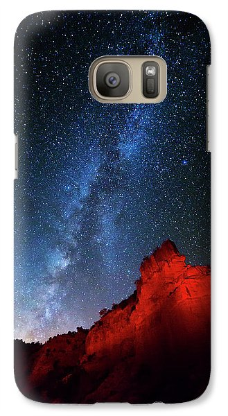 Galaxy Case featuring the photograph Deep In The Heart Of Texas - 1 by Stephen Stookey