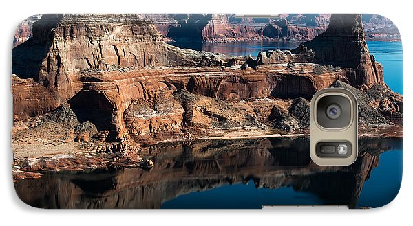 Deep Reflections In Lake Powell Galaxy S7 Case