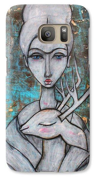 Deer Frida Galaxy S7 Case