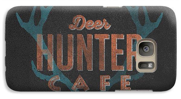 Deer Hunter Cafe Galaxy S7 Case