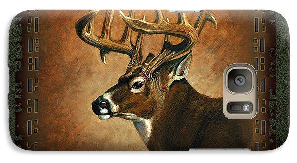 Wildlife Galaxy S7 Case - Deer Lodge by JQ Licensing