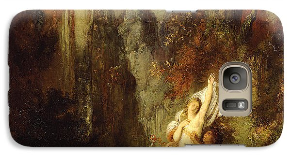 Dejanira  Autumn Galaxy Case by Gustave Moreau
