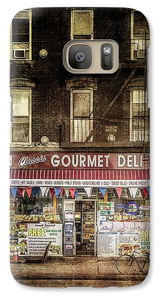 Galaxy Case featuring the photograph Delightful by Russell Styles