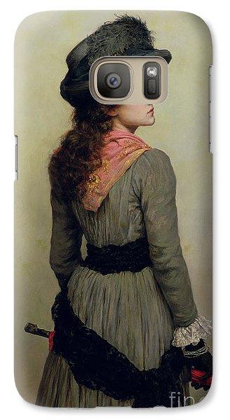 Denise Galaxy Case by Herbert Schmalz