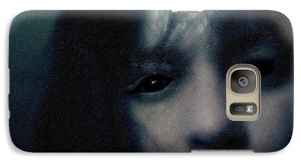 Galaxy Case featuring the photograph Depth by Yvonne Emerson AKA RavenSoul
