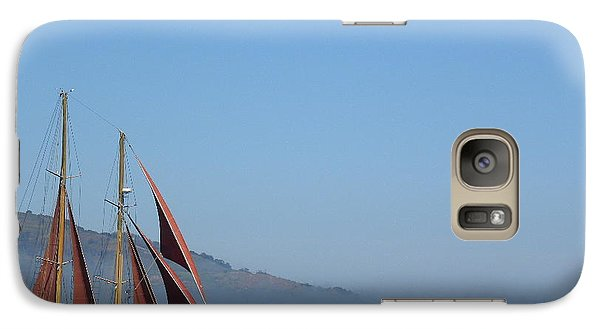 Galaxy Case featuring the photograph Desde La Bahia by Fanny Diaz