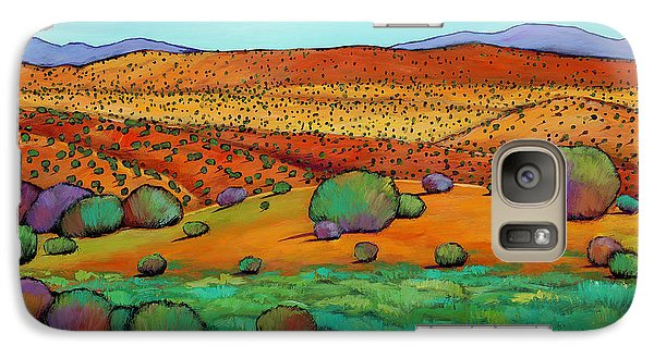 Desert Galaxy S7 Case - Desert Day by Johnathan Harris