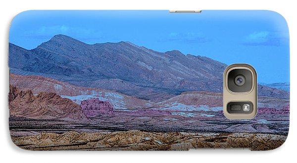 Galaxy Case featuring the photograph Desert Night by Onyonet  Photo Studios