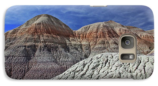 Galaxy Case featuring the photograph Desert Pastels by Gary Kaylor