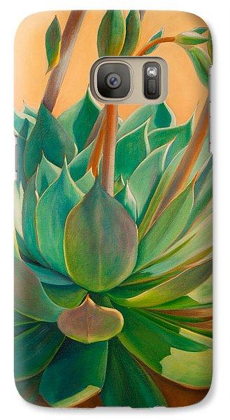 Desert Galaxy S7 Case - Desert Rainbow by Athena Mantle
