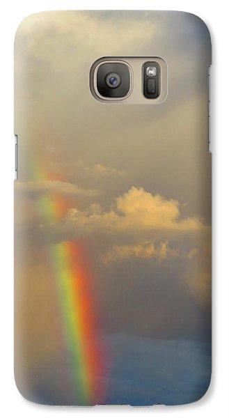 Desert Rainbow Galaxy S7 Case