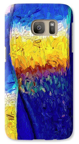 Galaxy Case featuring the photograph Desert Sky 1 by Paul Wear