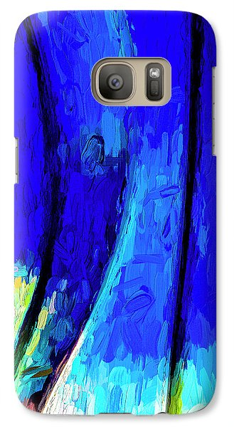 Galaxy Case featuring the photograph Desert Sky 2 by Paul Wear