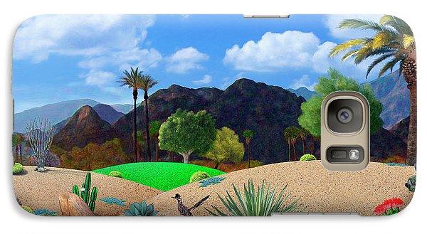 Desert Galaxy S7 Case - Desert Splendor by Snake Jagger