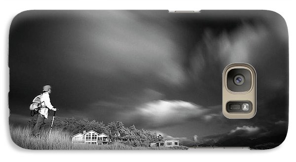 Galaxy Case featuring the photograph Destination by William Lee