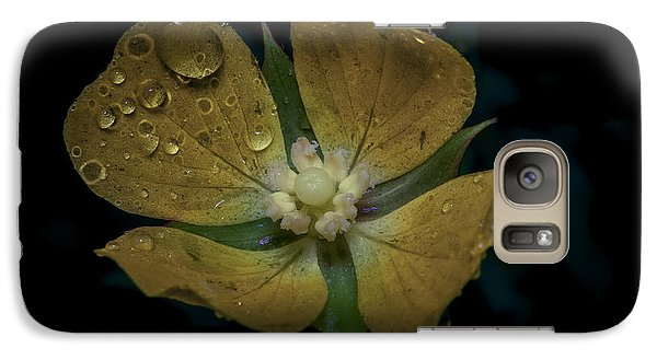 Galaxy Case featuring the photograph Dew To Drought 546 by Karen Musick
