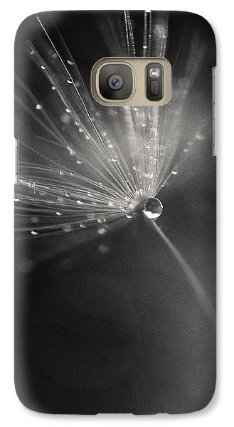 Dewy Dandelion Fireworks Galaxy S7 Case