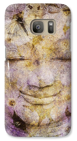 Galaxy Case featuring the photograph Dharma by Marianne Jensen