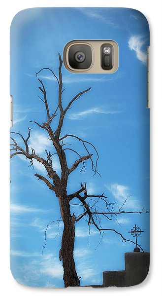 Galaxy Case featuring the photograph Dia De Los Muertos by Lynn Geoffroy