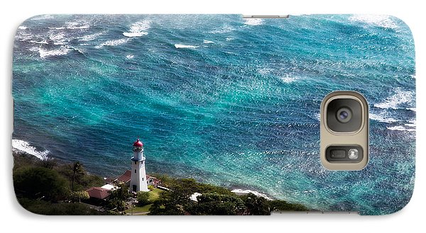 Diamond Head Lighthouse Galaxy S7 Case
