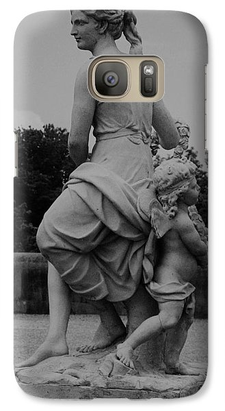 Galaxy Case featuring the painting Diana by Eric  Schiabor