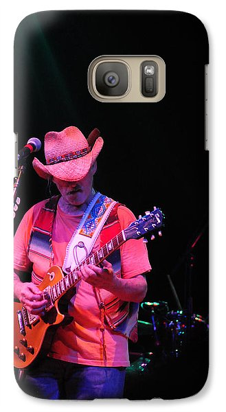 Galaxy Case featuring the photograph Dickie Betts by Mike Martin