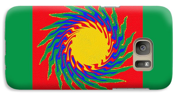 Galaxy Case featuring the photograph Digital Art 8 by Suhas Tavkar