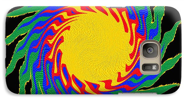 Galaxy Case featuring the photograph Digital Art 9 by Suhas Tavkar