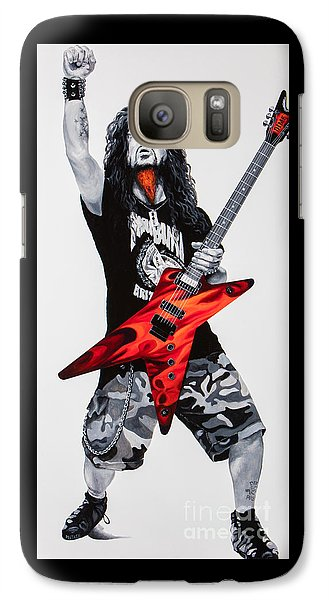 Dimebag Forever Galaxy S7 Case