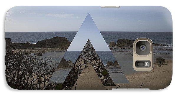 Dimensional Rift. Galaxy S7 Case by Ismael Marte Ramos