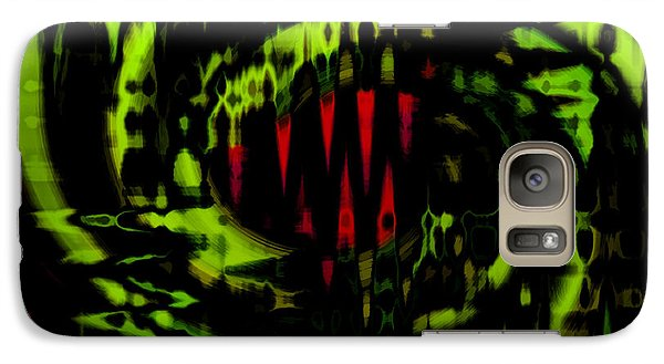 Galaxy Case featuring the photograph Dino by Cherie Duran