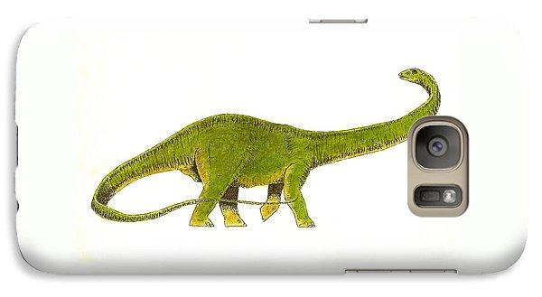 Diplodocus Galaxy S7 Case