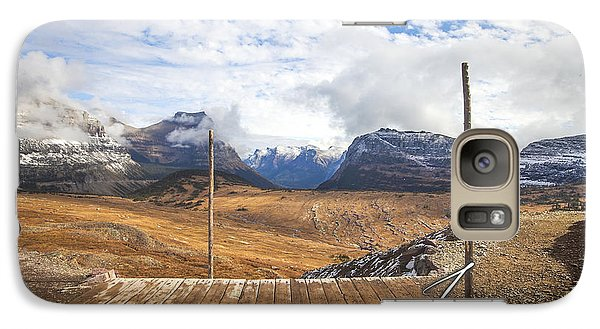 Galaxy Case featuring the photograph Discover by Jason Naudi