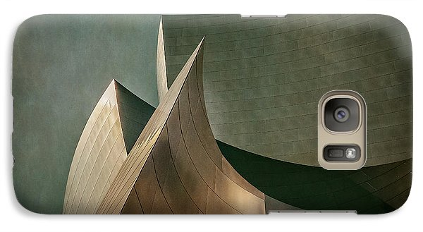 Galaxy Case featuring the photograph Disney Concert Hall by James Howe