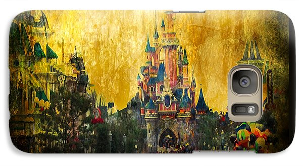 Disney World Galaxy S7 Case