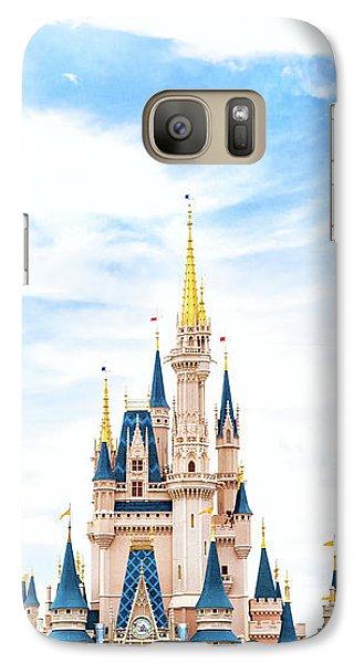 Disneyland Galaxy S7 Case by Happy Home Artistry