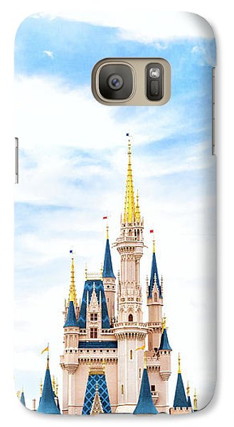 Castle Galaxy S7 Case - Disneyland by Happy Home Artistry