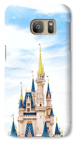 Disneyland Galaxy S7 Case by Happy Home Artistry