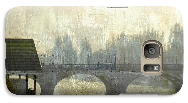 Galaxy Case featuring the photograph Dissolving Mist by LemonArt Photography