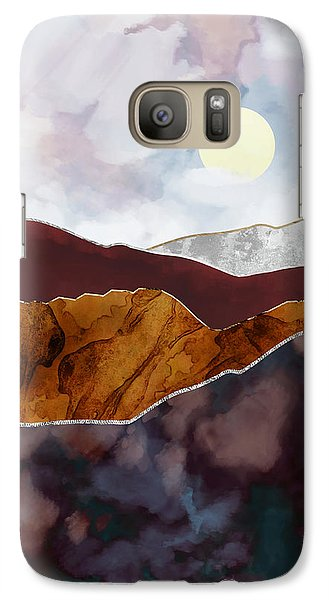 Landscapes Galaxy S7 Case - Distant Light by Katherine Smit
