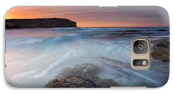 Kangaroo Galaxy S7 Case - Divided Tides by Mike  Dawson